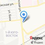 Дольче вита на карте Астрахани