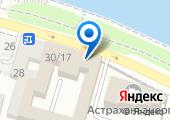 Стартлайн АСТ на карте