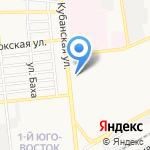 Perfect fit на карте Астрахани
