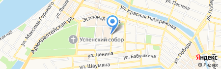 Дизайн-студия Анны Мелих на карте Астрахани