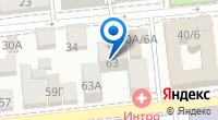 Компания Индустрия безопасности на карте