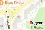 Схема проезда до компании Автоматика+ в Астрахани
