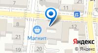 Компания Torex на карте