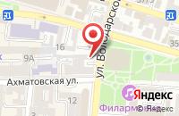 Схема проезда до компании Степ в Астрахани