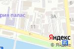 Схема проезда до компании Сеть салонов ортоизделий в Астрахани