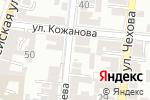Схема проезда до компании Строительно-торговая фирма в Астрахани