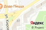 Схема проезда до компании WILDBERRIS в Астрахани