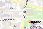 Схема проезда до компании Ло в Астрахани