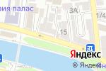 Схема проезда до компании Кам-Ин в Астрахани