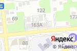 Схема проезда до компании Правовой Гарант в Астрахани