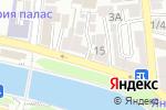 Схема проезда до компании Адвокатский кабинет Тихоновой Н.П. в Астрахани