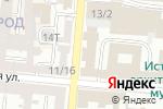 Схема проезда до компании Дума Астраханской области в Астрахани