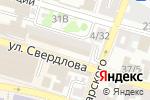 Схема проезда до компании Министерство сельского хозяйства и рыбной промышленности Астраханской области в Астрахани