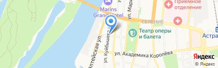 BayArt на карте Астрахани
