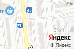 Схема проезда до компании Миледи в Астрахани