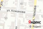 Схема проезда до компании Фурорстрой в Астрахани
