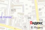 Схема проезда до компании Агентство по организации деятельности мировых судей Астраханской области в Астрахани