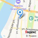 БайАрт на карте Астрахани