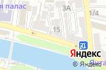 Схема проезда до компании Ногтевая студия Елены Архишиной в Астрахани