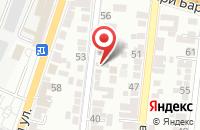Схема проезда до компании Народный юрист в Астрахани