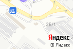 Схема проезда до компании Протектор в Астрахани