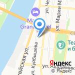 Правовой центр юридических услуг на карте Астрахани