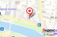 Схема проезда до компании Корунд в Астрахани