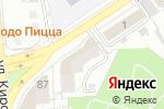 Схема проезда до компании Сапфир в Астрахани