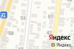 Схема проезда до компании Лебеди в Астрахани