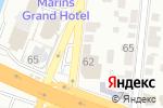 Схема проезда до компании Паркетная мастерская в Астрахани