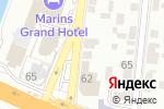 Схема проезда до компании Генацвале в Астрахани
