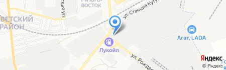 Управление по экспертизе учету и анализу обращения средств медицинского применения на карте Астрахани