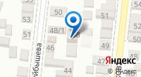 Компания Кристалл на карте