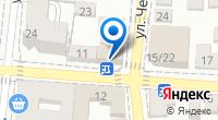 Компания АстраГрад на карте
