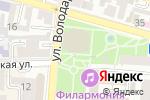 Схема проезда до компании Мир вашему дому в Астрахани