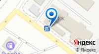 Компания Офисный Мир на карте