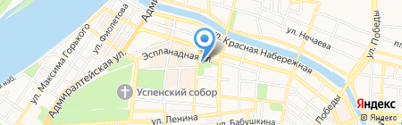 CCUSA на карте Астрахани