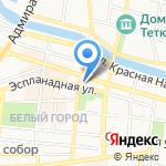 Monnalisa на карте Астрахани