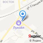 Офисный Мир на карте Астрахани