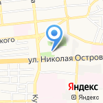 Астраханский базовый медицинский колледж на карте Астрахани