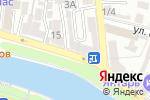 Схема проезда до компании Чудо в доме в Астрахани