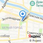 Всероссийская общественная организация ветеранов (пенсионеров) войны на карте Астрахани