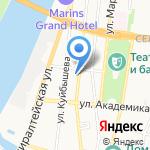 НейроМед на карте Астрахани