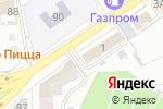 Схема проезда до компании Полиграфком в Астрахани