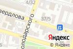 Схема проезда до компании Monnalisa в Астрахани