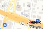 Схема проезда до компании Региональный школьный технопарк в Астрахани