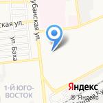 Comepay на карте Астрахани
