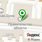 Местоположение компании Еленин Сад