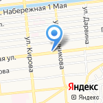 Room на карте Астрахани