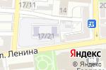 Схема проезда до компании Золотое зернышко в Астрахани